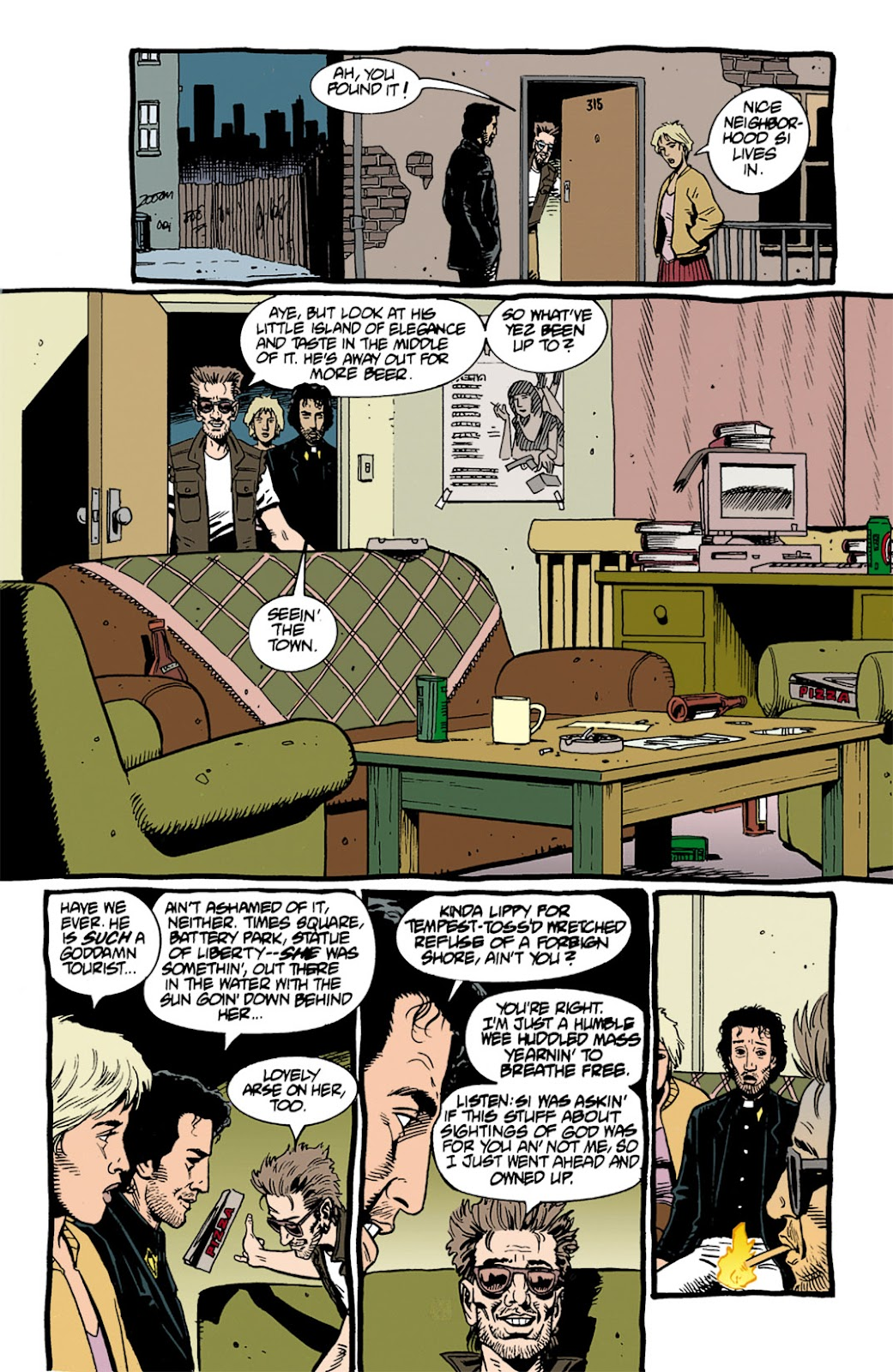 Preacher Issue #6 #15 - English 14