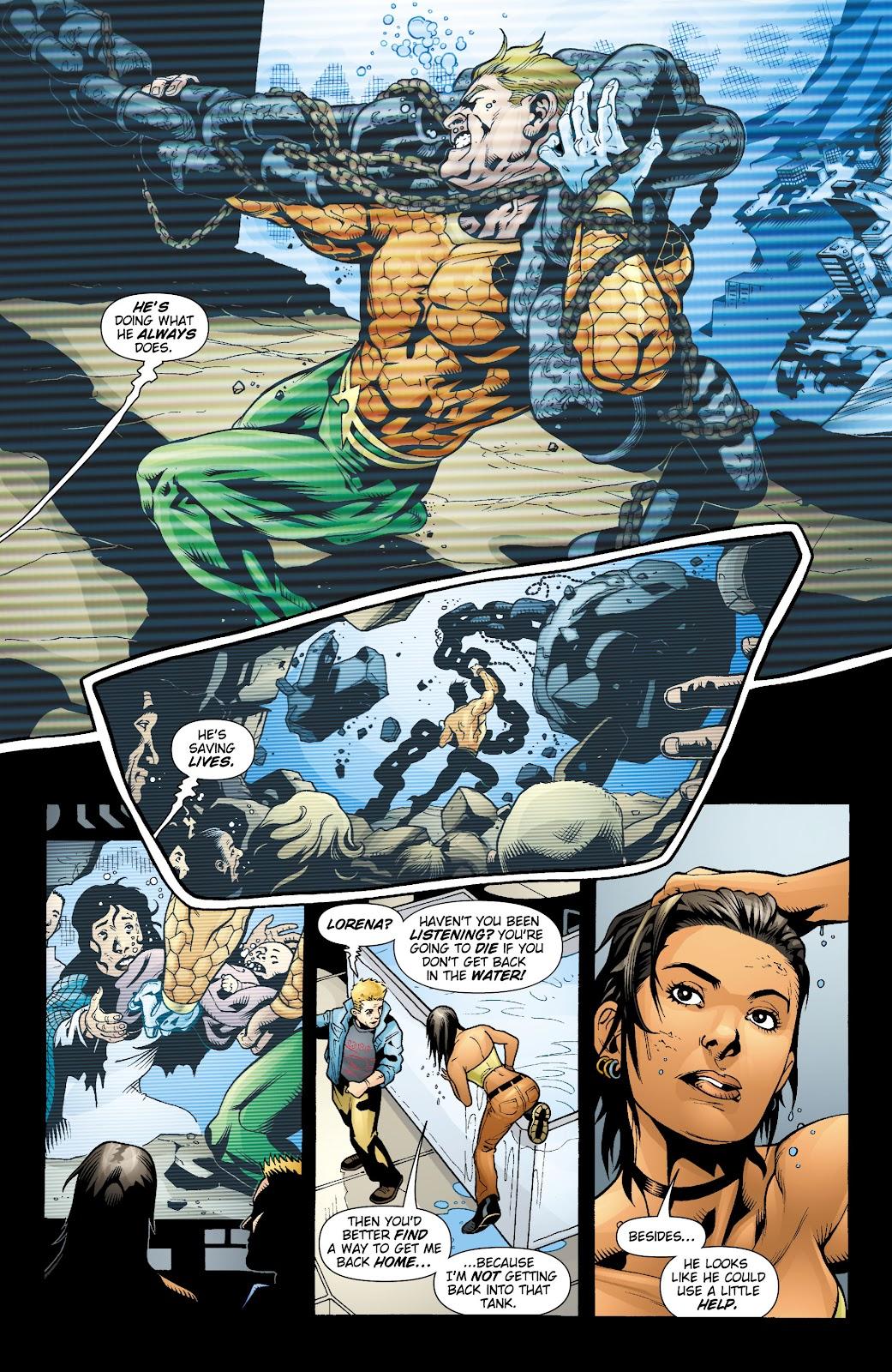Aquaman (2003) Issue #17 #17 - English 14