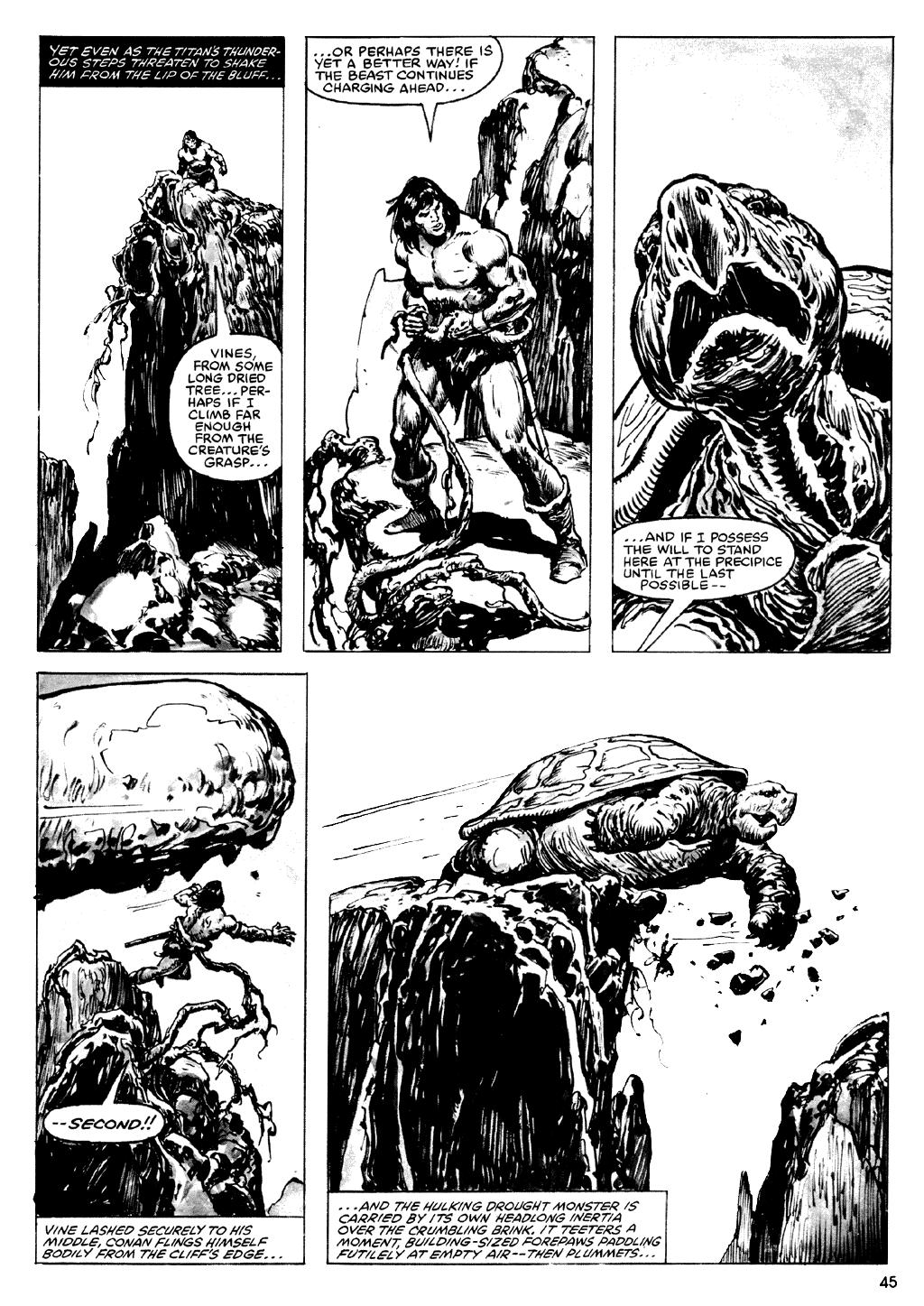 Of Conan  #164 - English 45