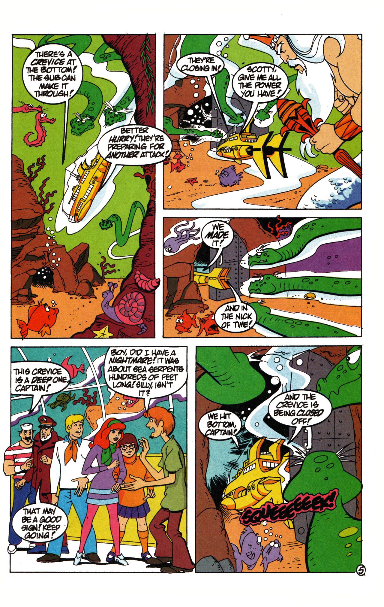 Read online Scooby-Doo (1995) comic -  Issue #15 - 7