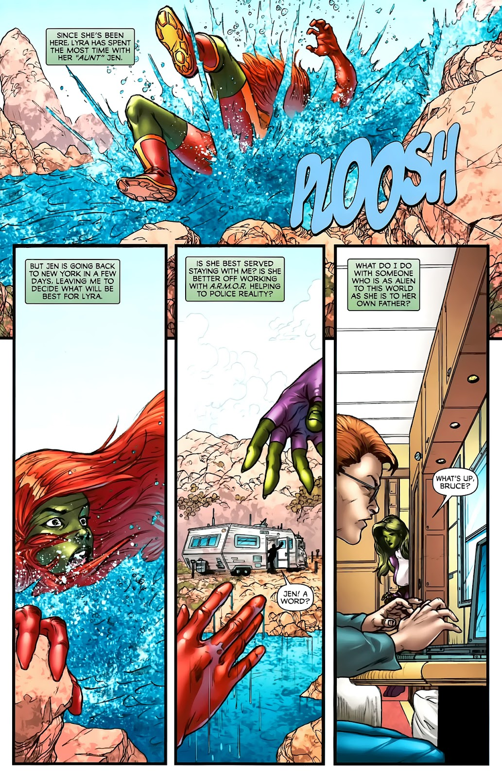 Incredible Hulks (2010) Issue #619 #9 - English 28