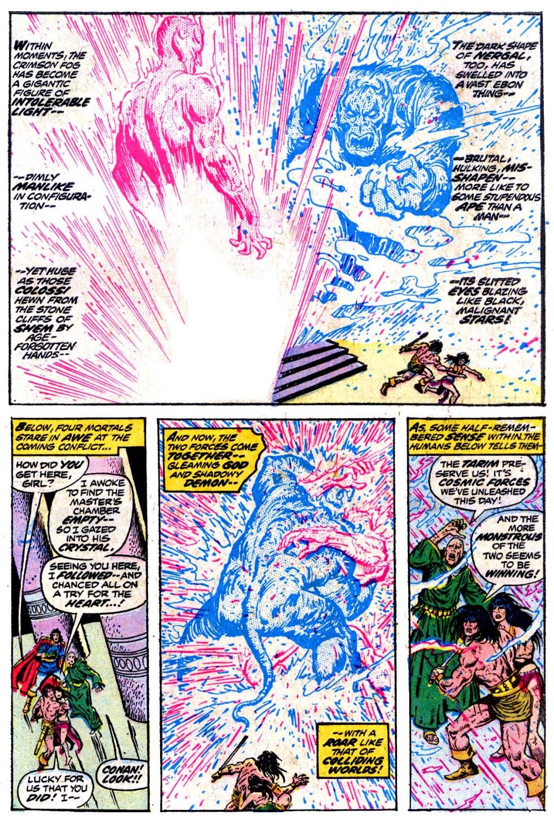 Conan the Barbarian (1970) Issue #30 #42 - English 18