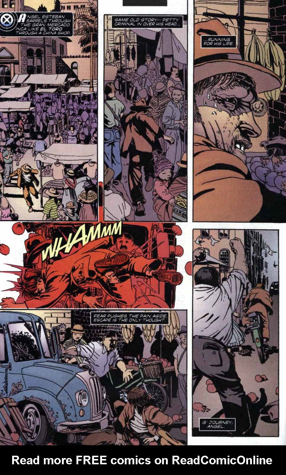 Cable (1993) 97 Page 8