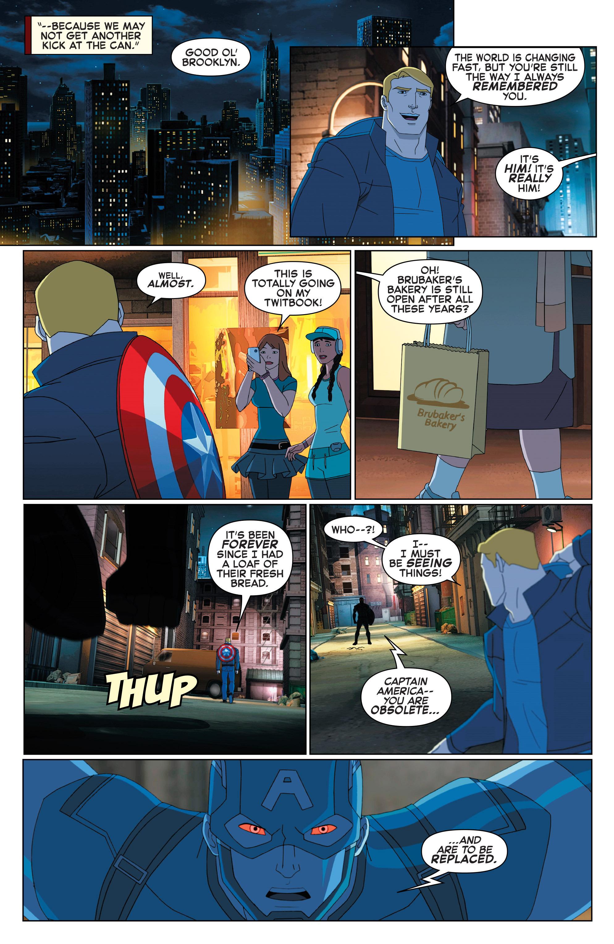 Read online Marvel Universe Avengers: Ultron Revolution comic -  Issue #2 - 7