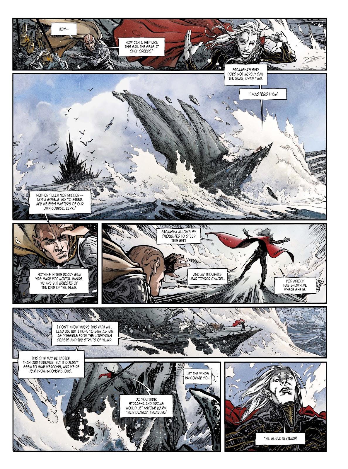 Elric (2014) TPB 2 #2 - English 25