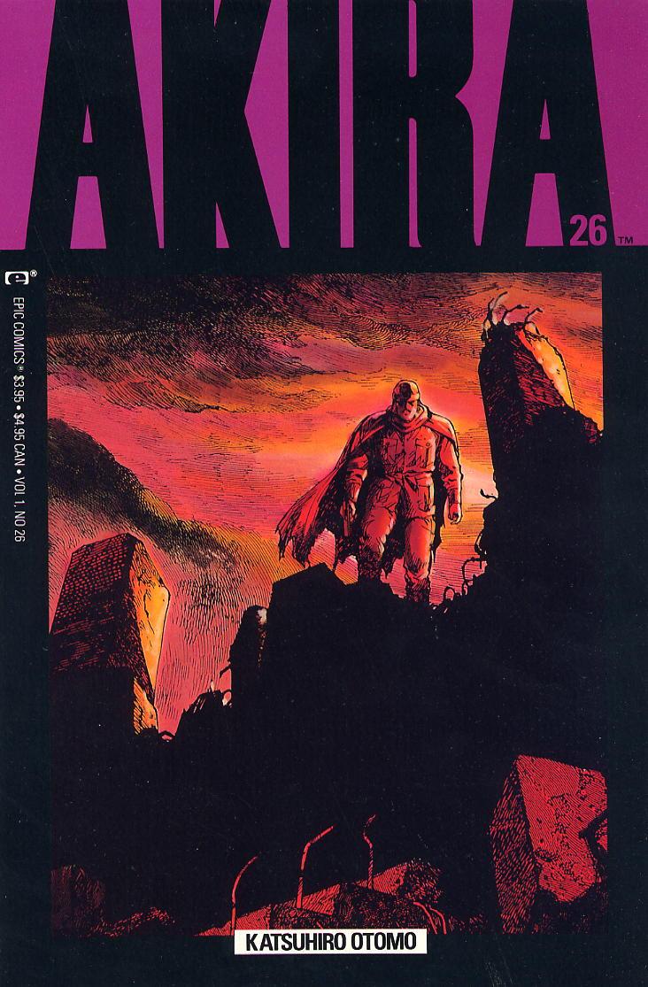 Akira 26 Page 1