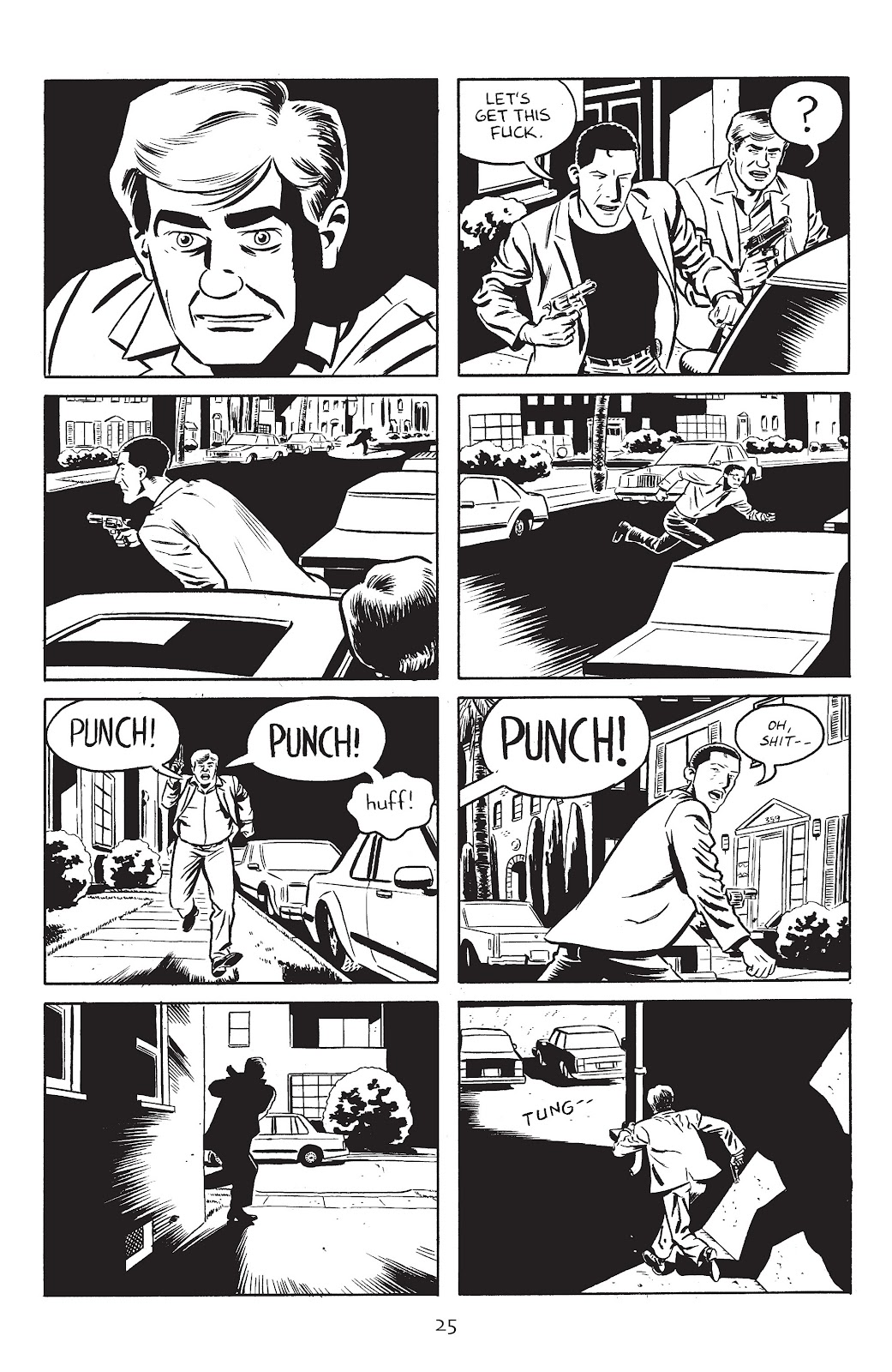 Stray Bullets Issue #29 #29 - English 27