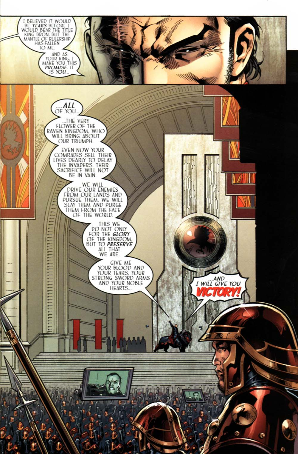 Read online Scion comic -  Issue #20 - 7