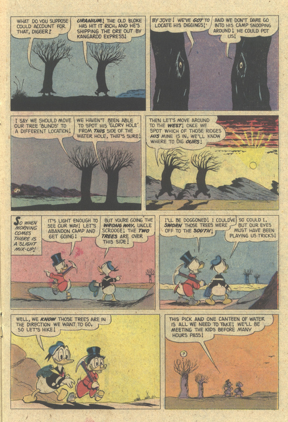 Uncle Scrooge (1953) Issue #171 #171 - English 15