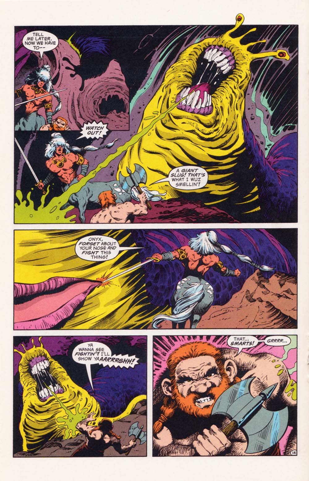 Advanced Dungeons & Dragons 35 Page 13
