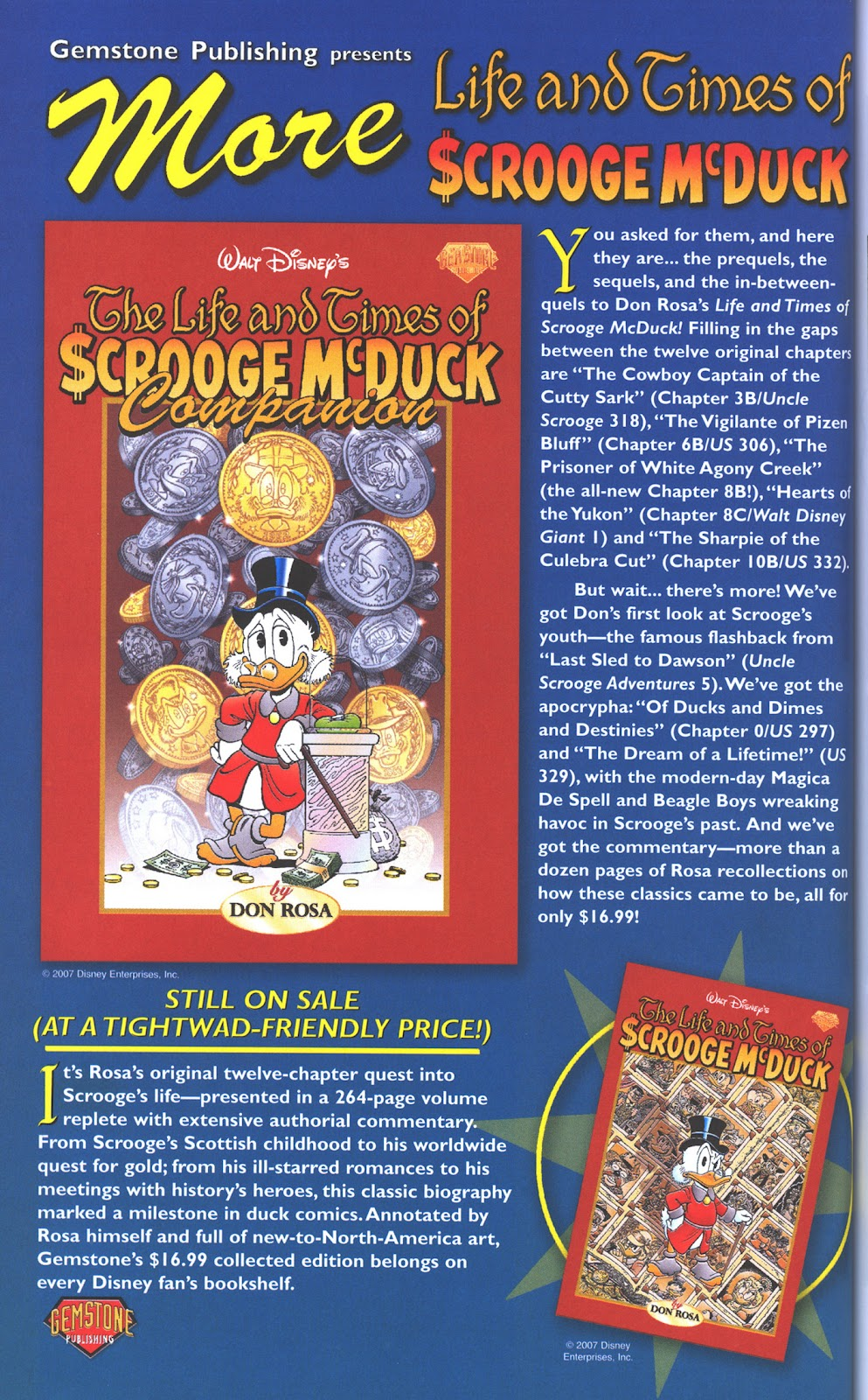 Uncle Scrooge (1953) Issue #368 #368 - English 42