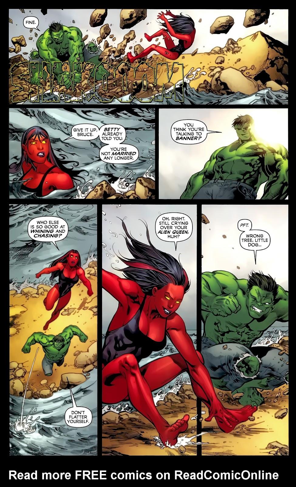 Incredible Hulks (2010) Issue #613 #3 - English 22