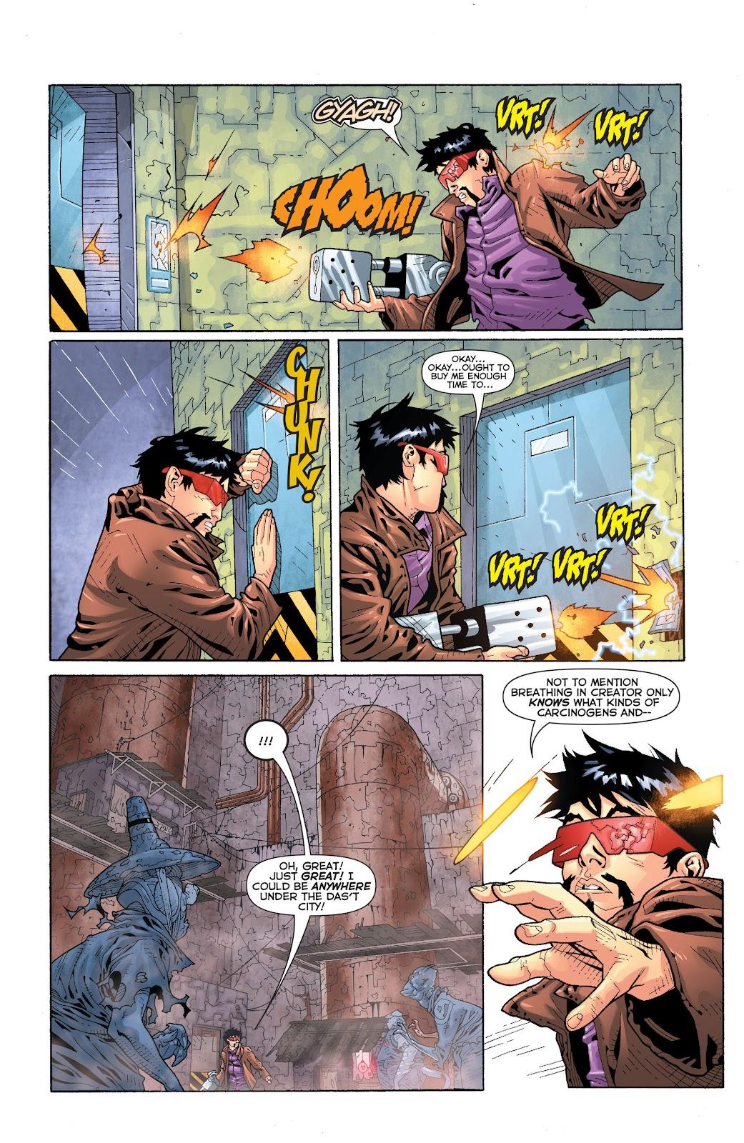 Threshold (2013) Issue #8 #8 - English 30