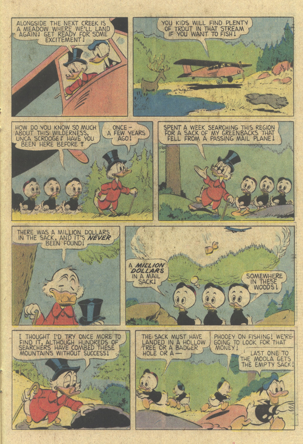 Uncle Scrooge (1953) Issue #147 #147 - English 25