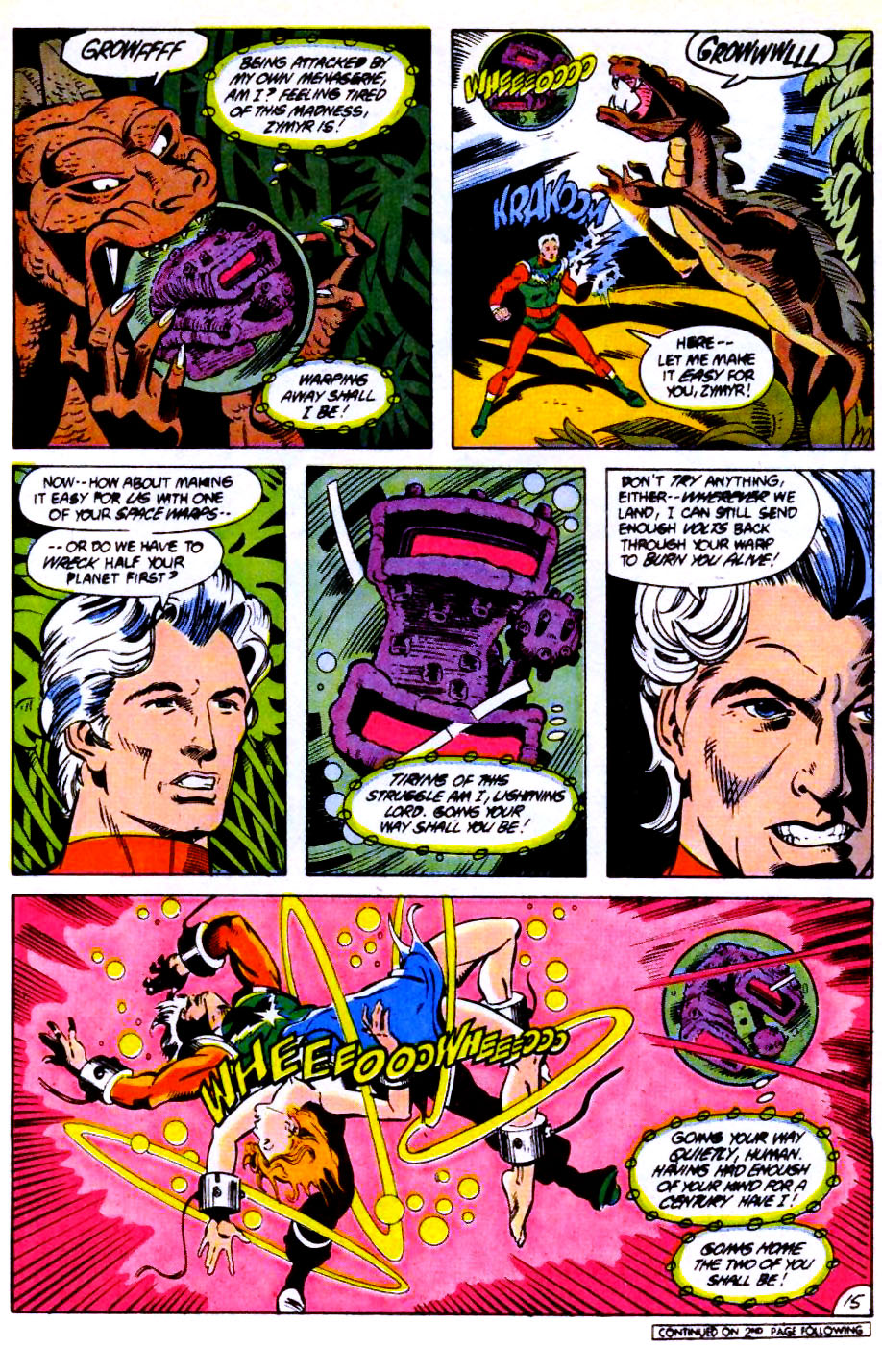 Tales of the Legion Issue #331 #18 - English 16