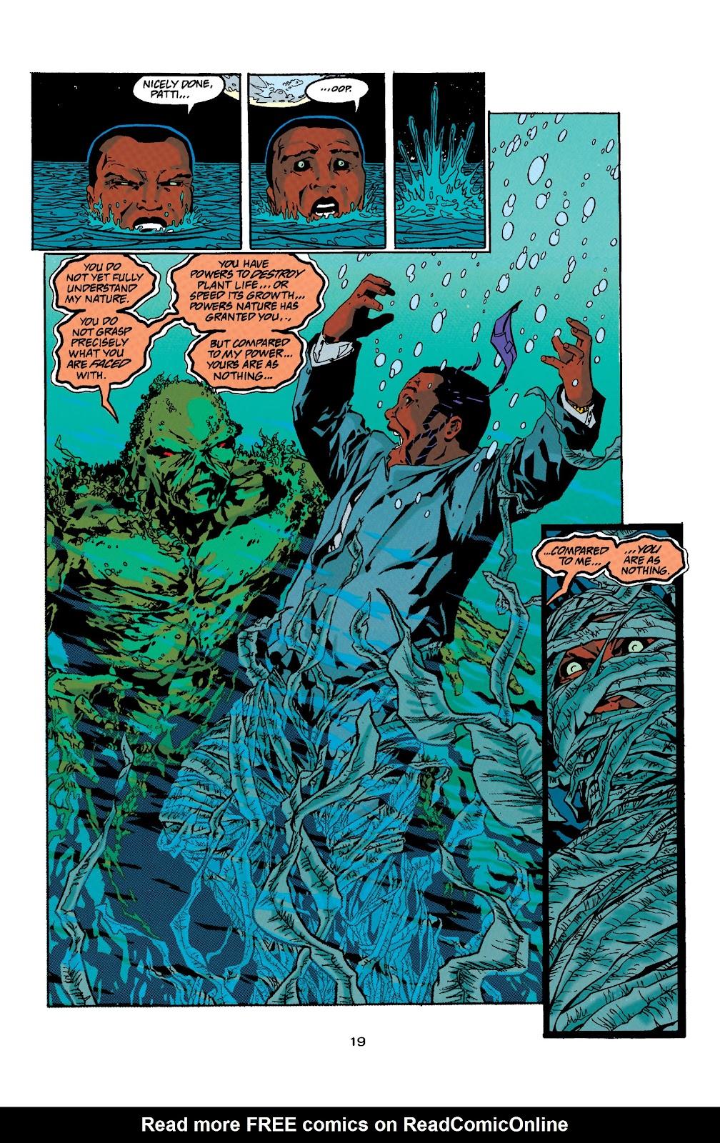 Aquaman (1994) Issue #32 #38 - English 19
