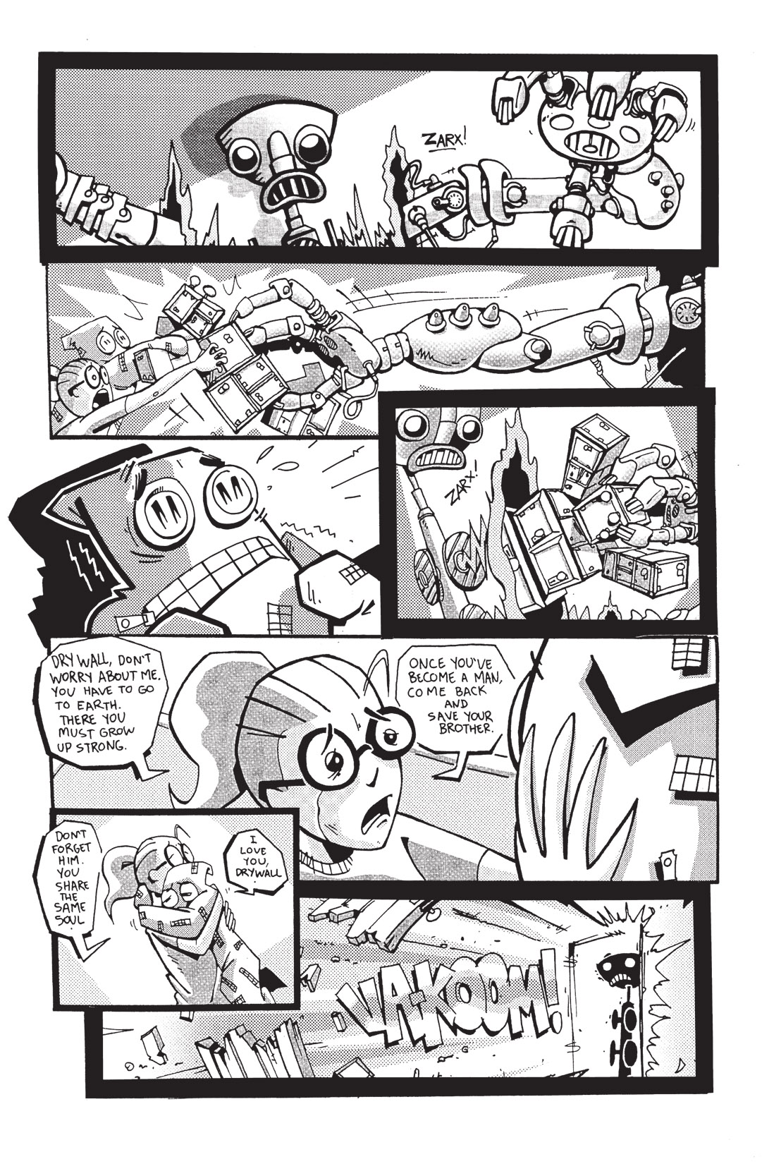 Read online Scud: The Disposable Assassin: The Whole Shebang comic -  Issue # TPB (Part 4) - 45