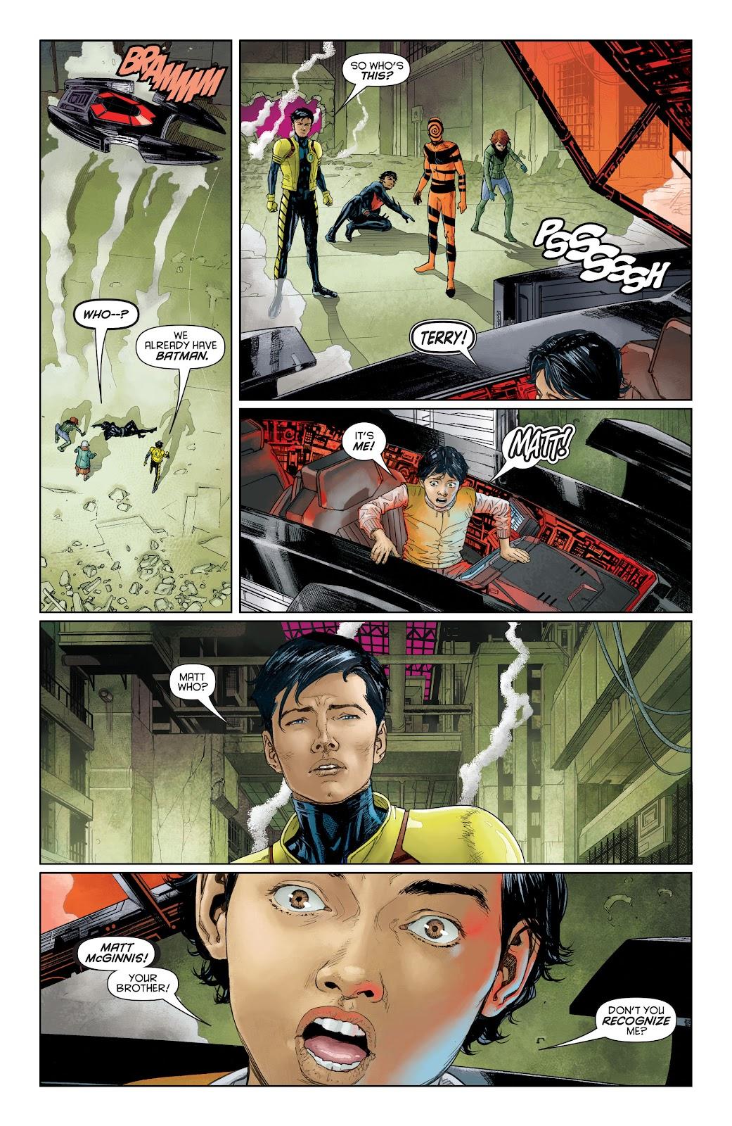 Batman Beyond (2015) Issue #16 #16 - English 7