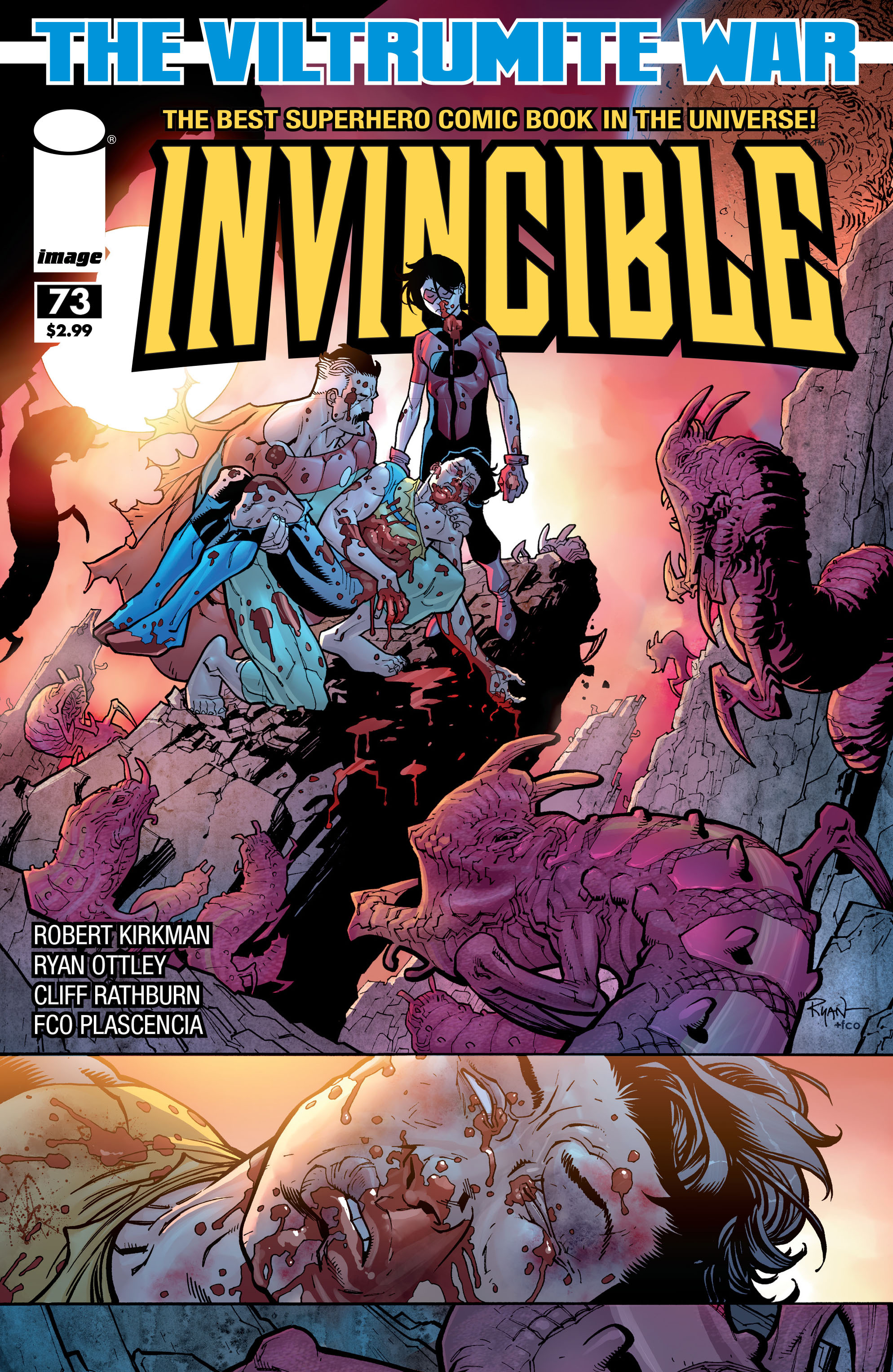 Invincible 73 Page 1