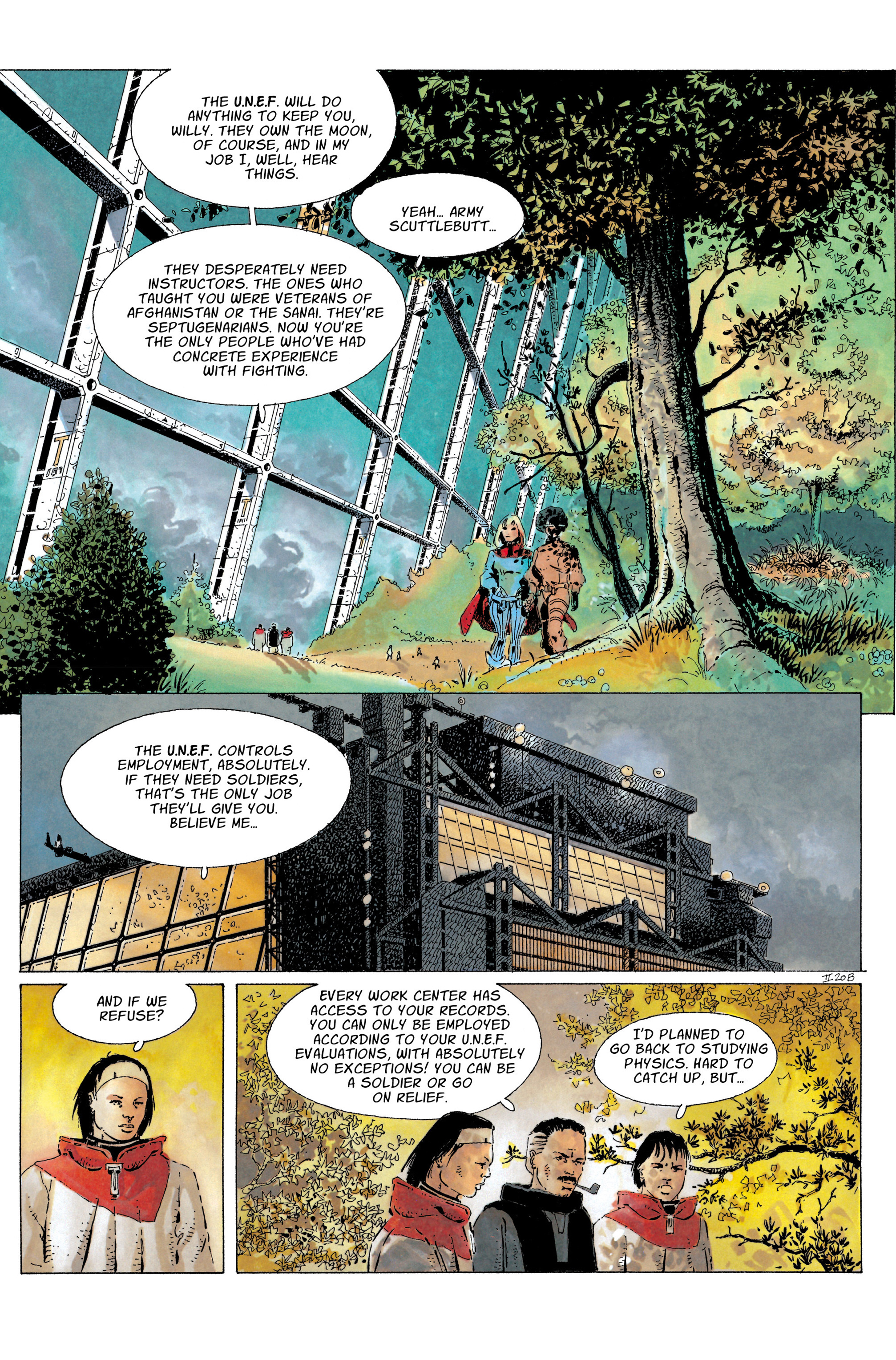 The Forever War (2017) #3 #4 - English 24