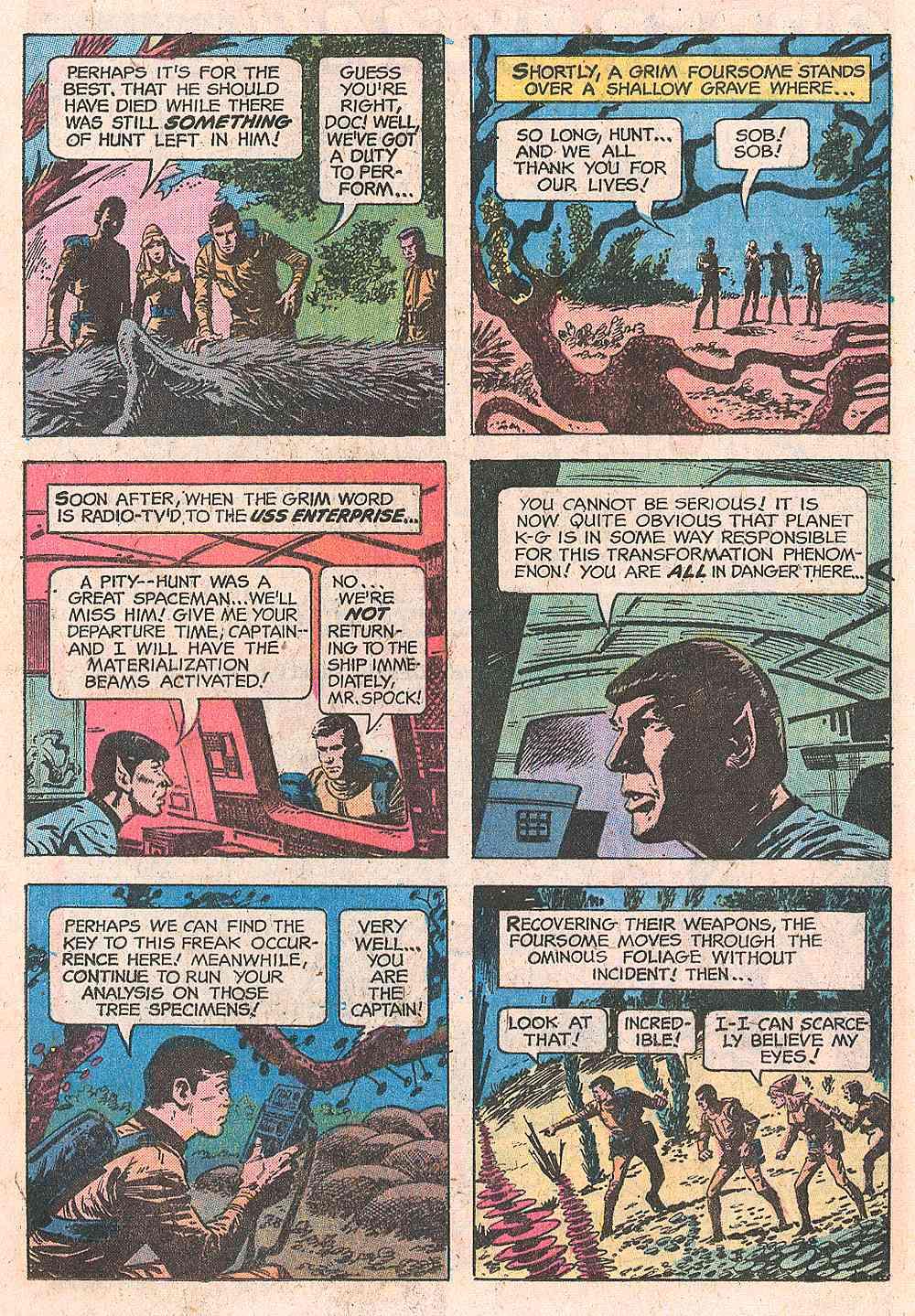 Star Trek (1967) Issue #29 #29 - English 11