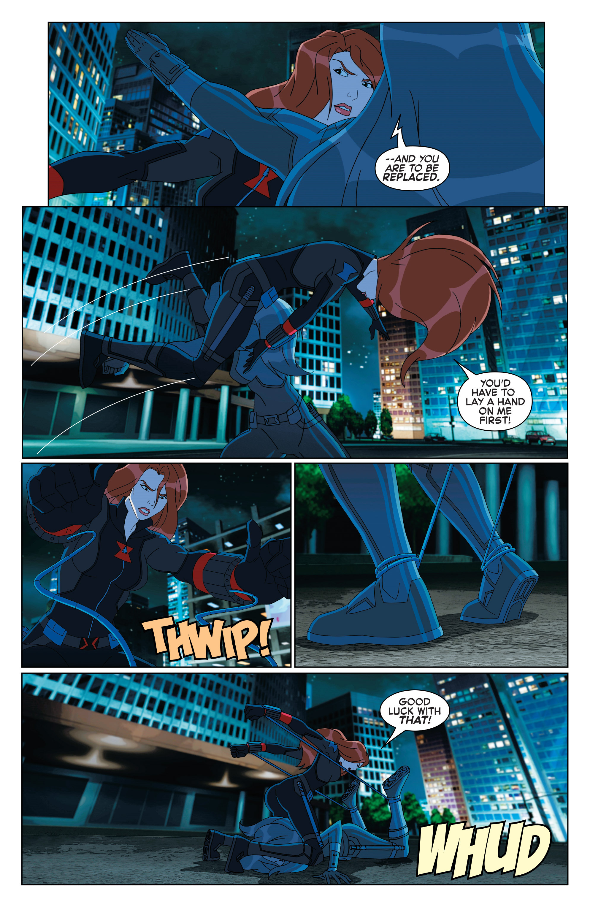 Read online Marvel Universe Avengers: Ultron Revolution comic -  Issue #2 - 16