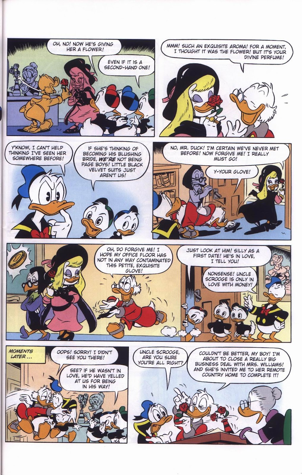 Uncle Scrooge (1953) Issue #311 #311 - English 37