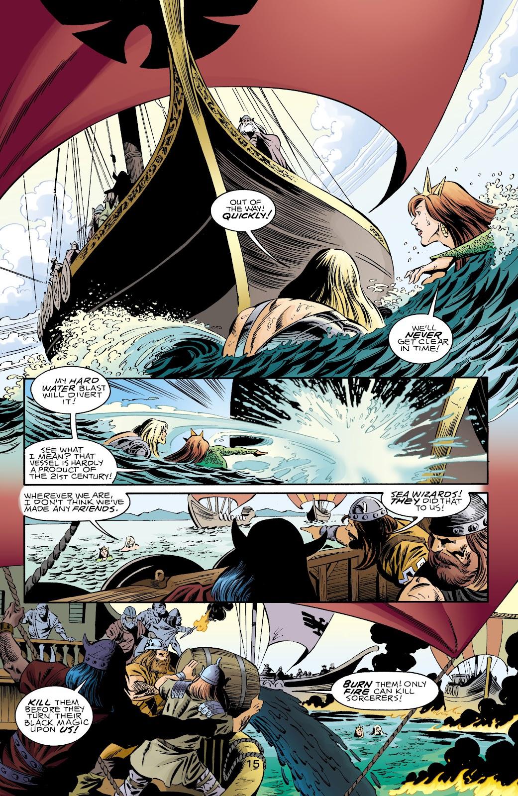 Aquaman (1994) Issue #71 #77 - English 15