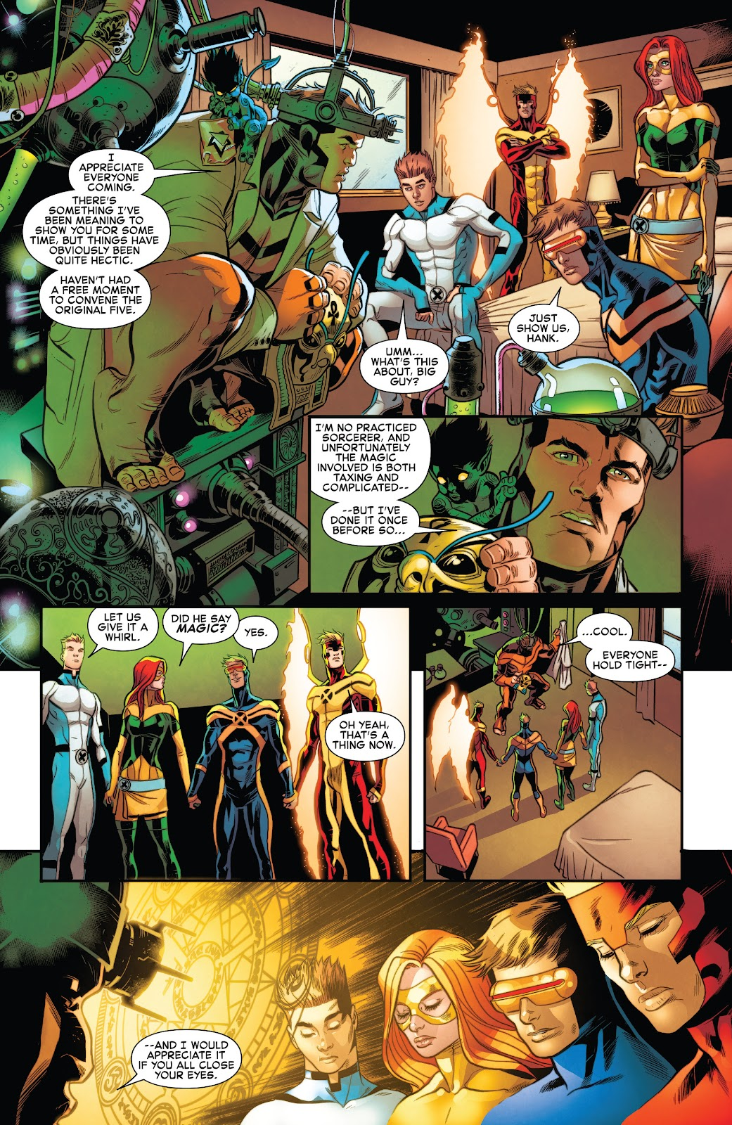 All-New X-Men (2016) Issue #19 #21 - English 10
