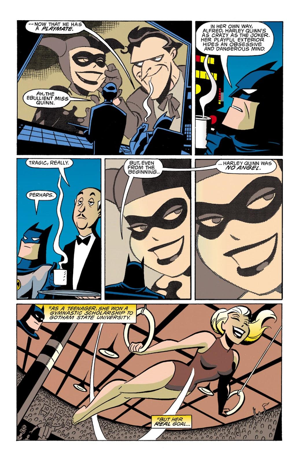 The Batman Adventures: Mad Love Full #1 - English 11