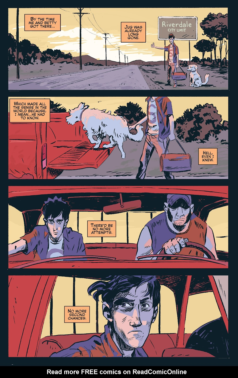 Jughead The Hunger Issue #0 #1 - English 40