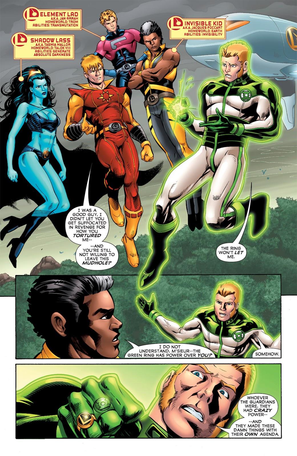 Legion of Super-Heroes (2010) Issue #3 #4 - English 26