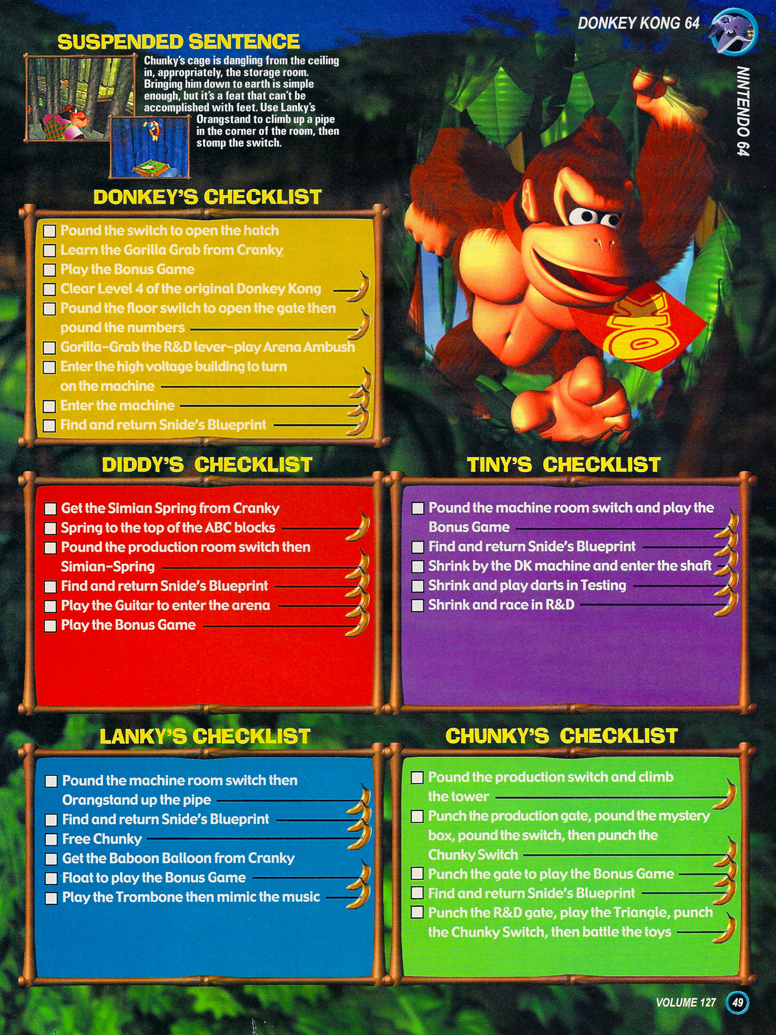 Nintendo Power #127 #127 - English 51