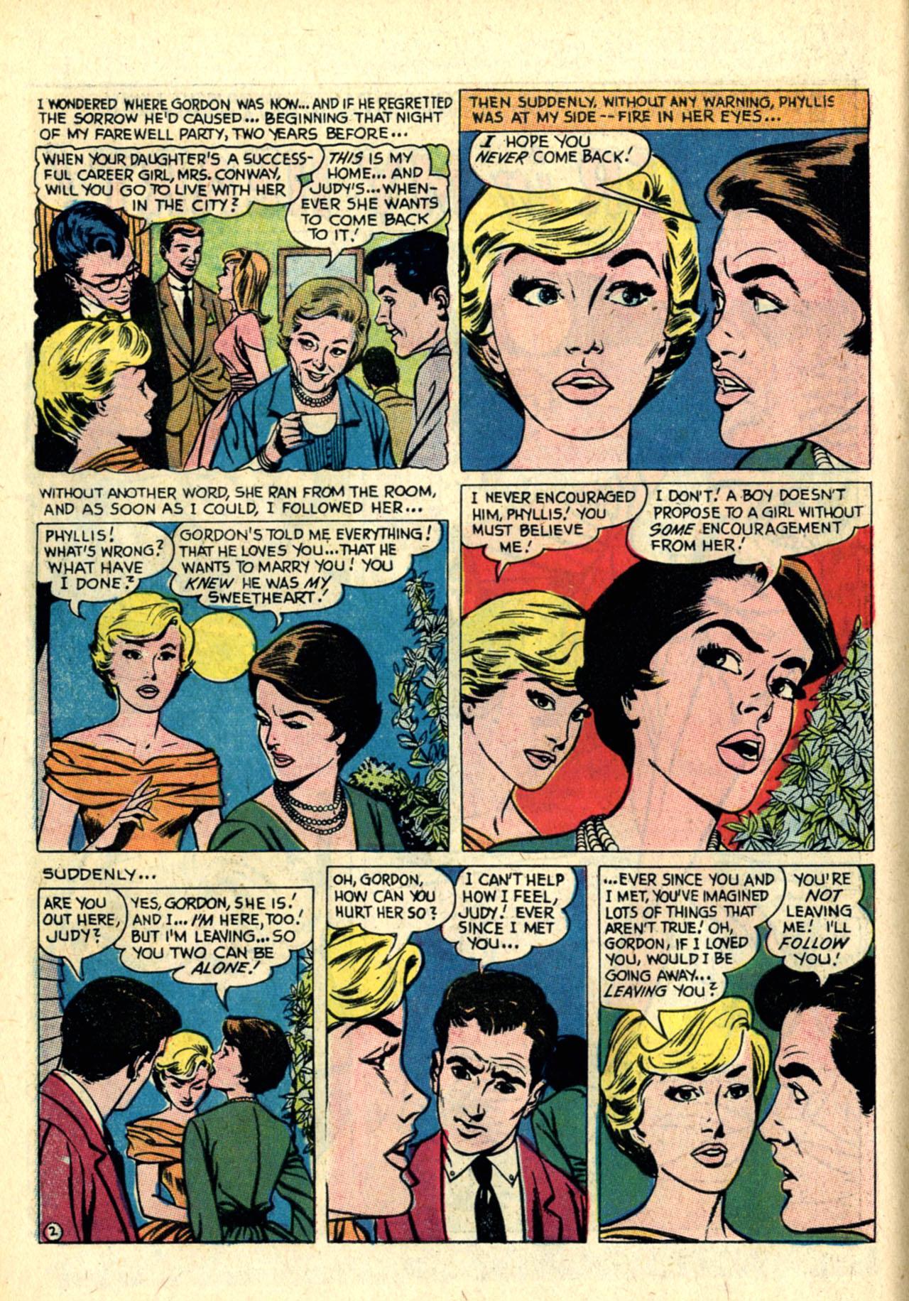 Read online Secret Hearts comic -  Issue #120 - 10