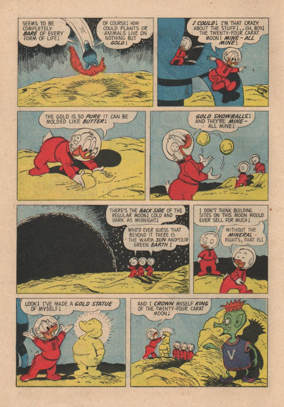 Uncle Scrooge (1953) Issue #24 #24 - English 16