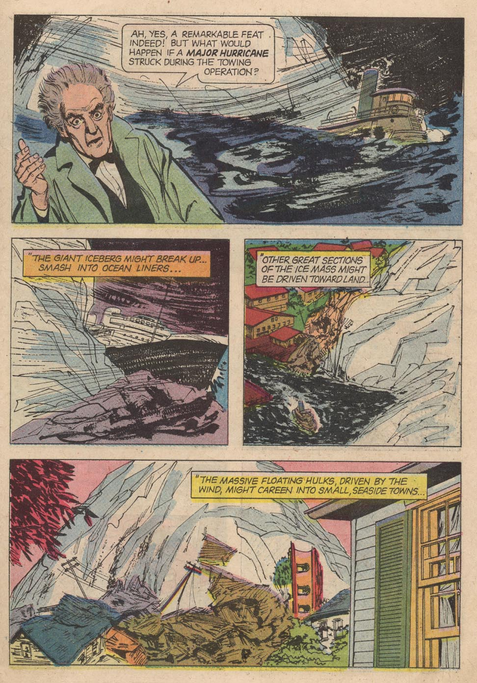 Doctor Solar, Man of the Atom (1962) 21 Page 14