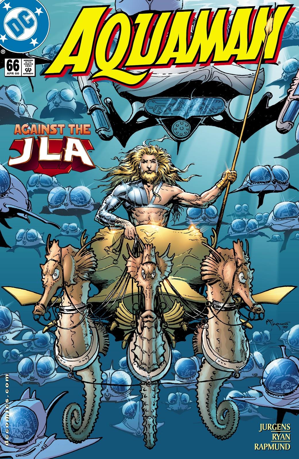 Aquaman (1994) Issue #66 #72 - English 1