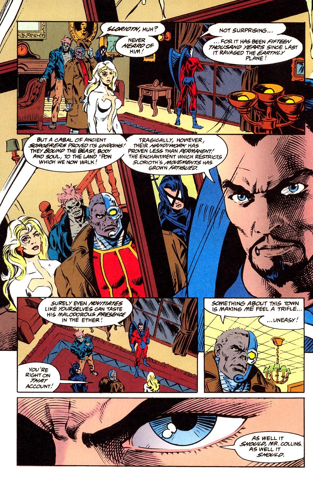 Read online Secret Defenders comic -  Issue #23 - 6