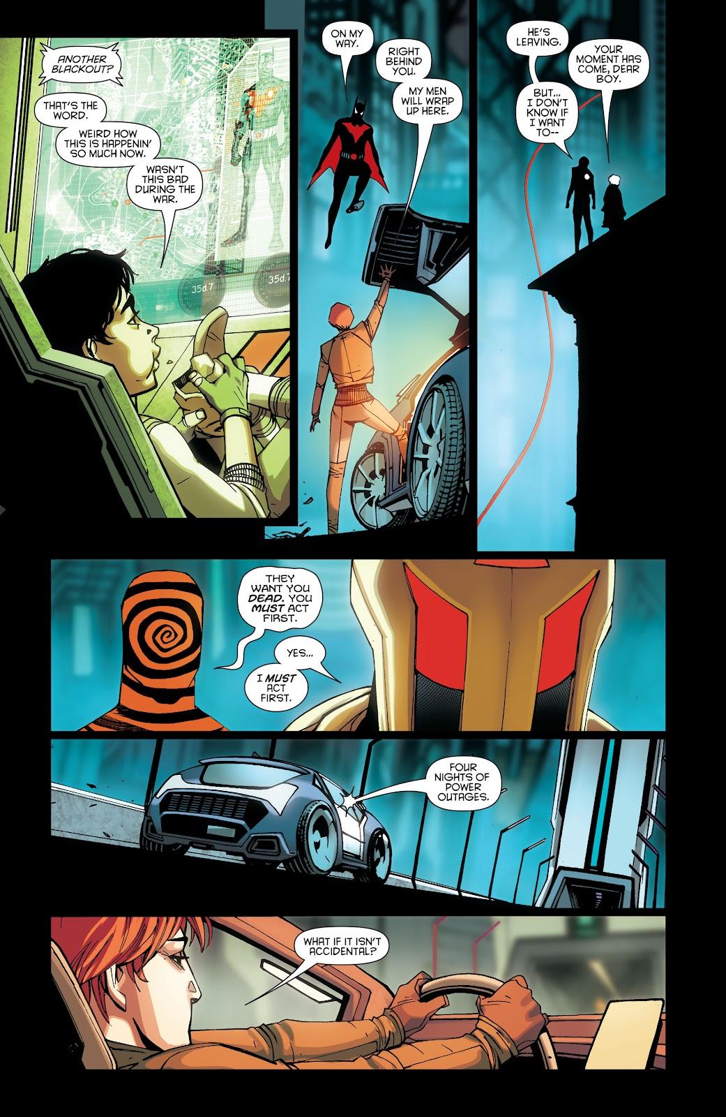 Batman Beyond (2015) Issue #15 #15 - English 5