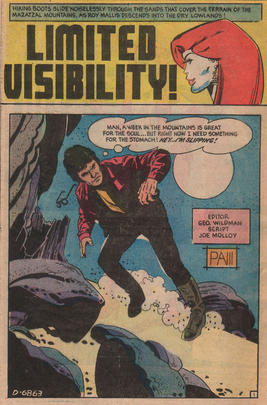 Read online Scary Tales comic -  Issue #17 - 4