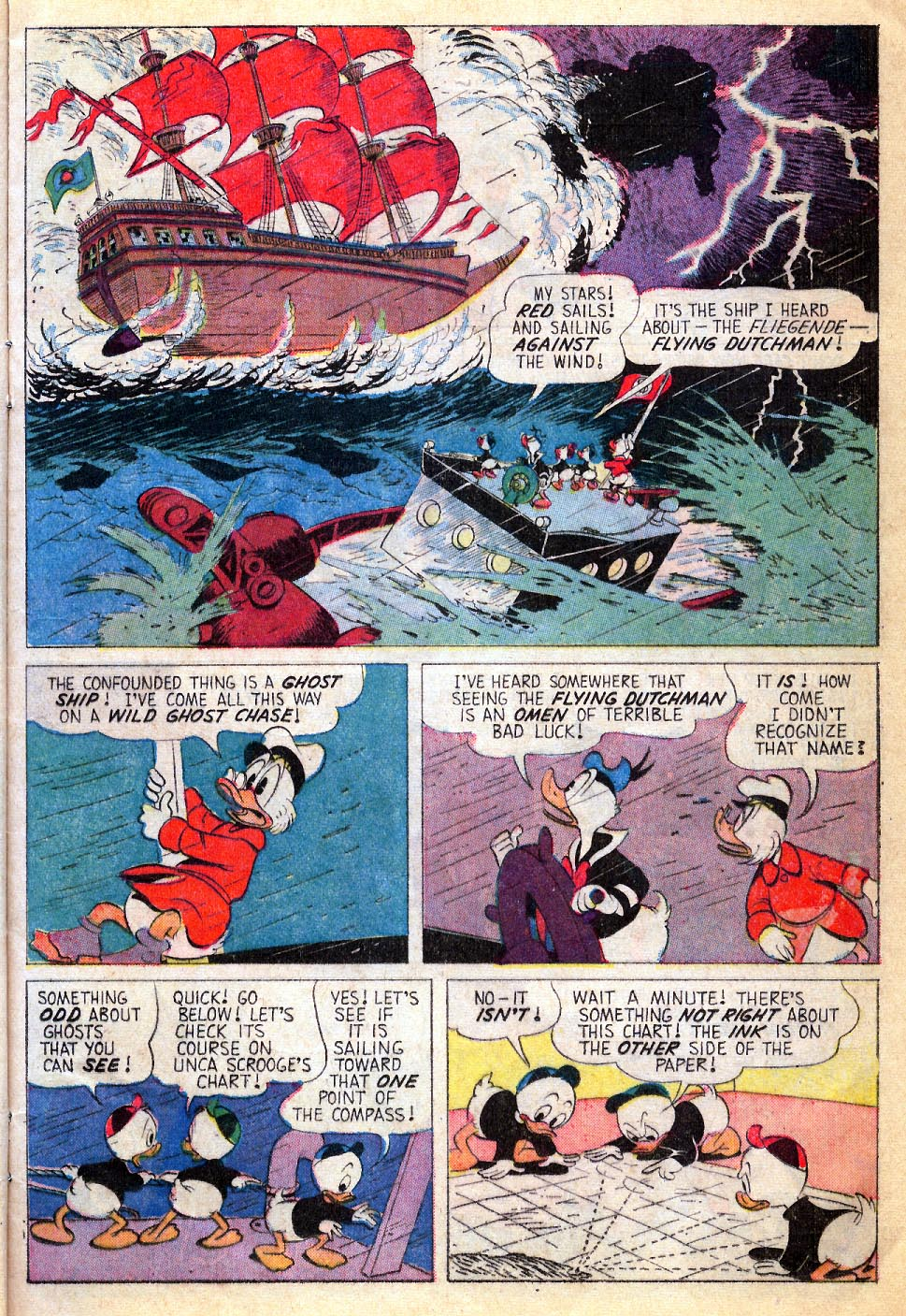 Uncle Scrooge (1953) Issue #87 #87 - English 12