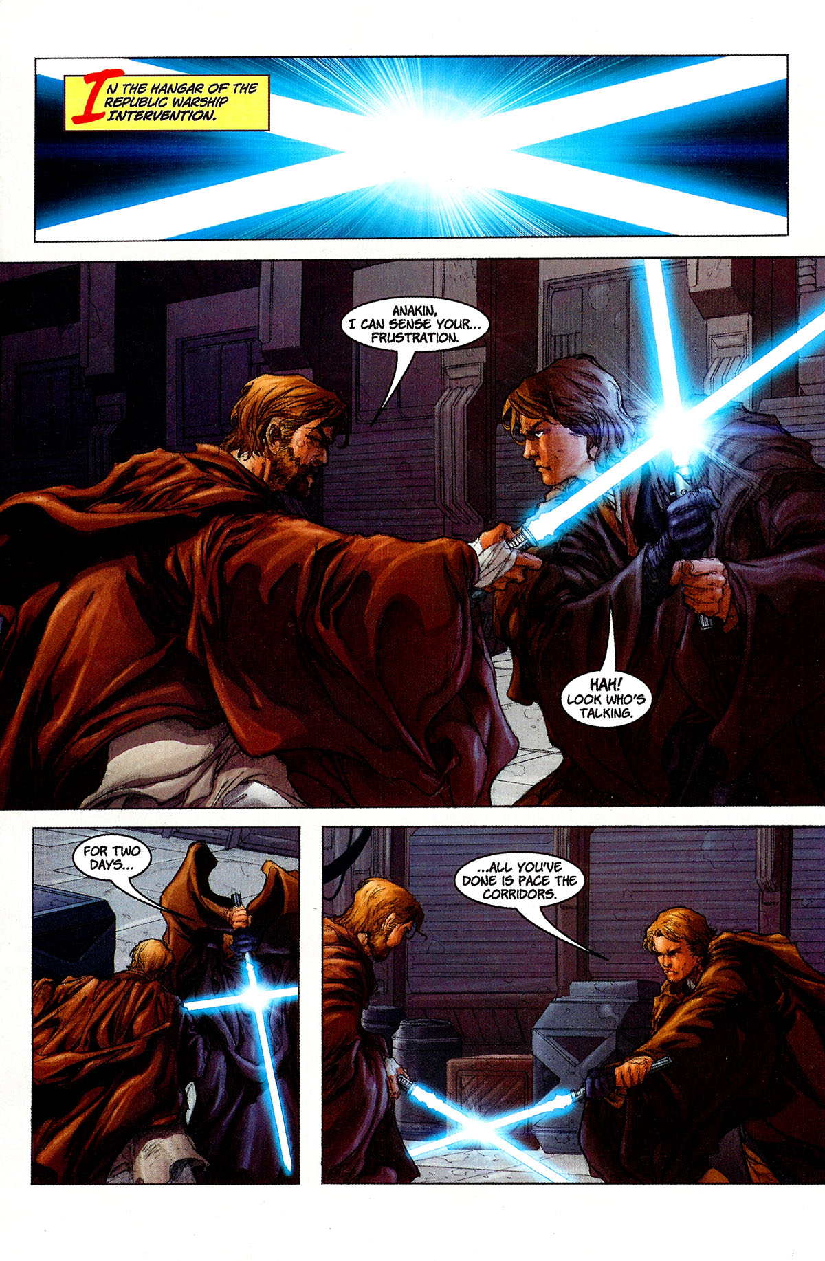 Star Wars: Obsession #4 #4 - English 3