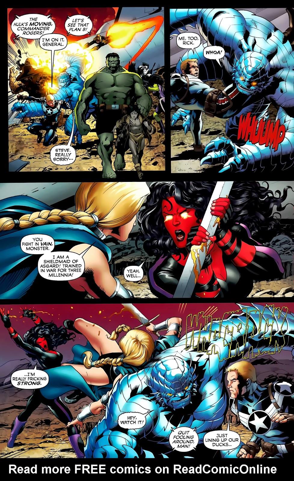 Incredible Hulks (2010) Issue #614 #4 - English 14