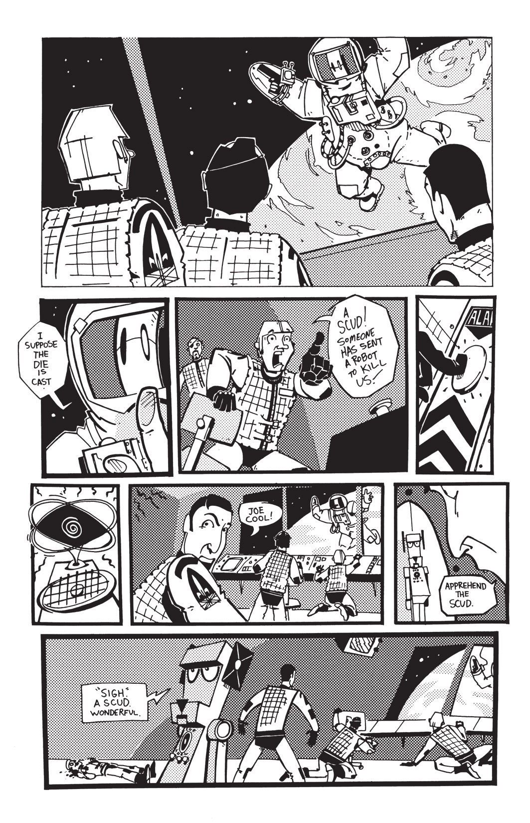 Read online Scud: The Disposable Assassin: The Whole Shebang comic -  Issue # TPB (Part 2) - 70