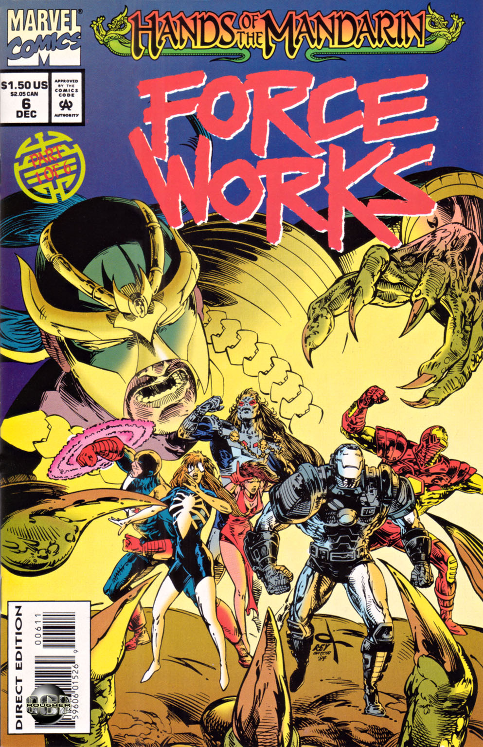 Force Works Issue #6 #6 - English 1