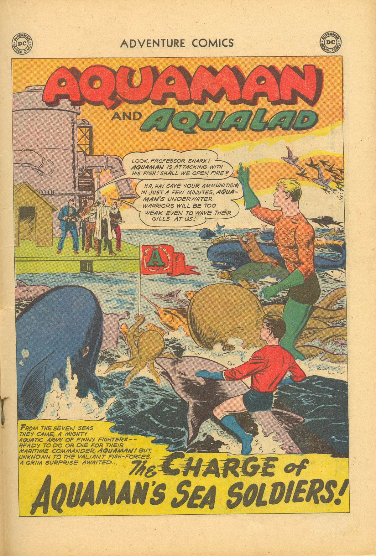 Read online Adventure Comics (1938) comic -  Issue #284 - 19
