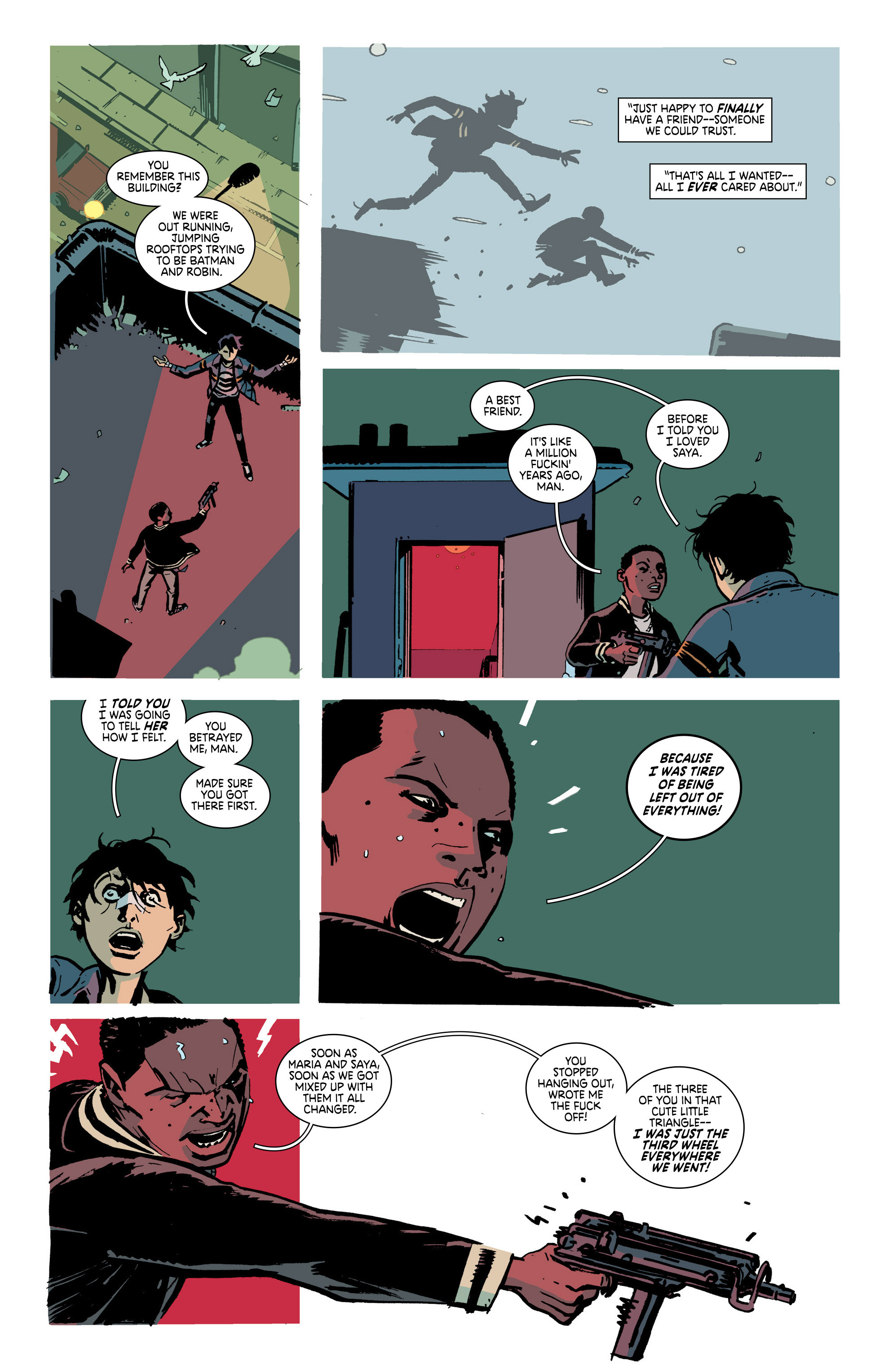 Read online Deadly Class comic -  Issue #21 - 9