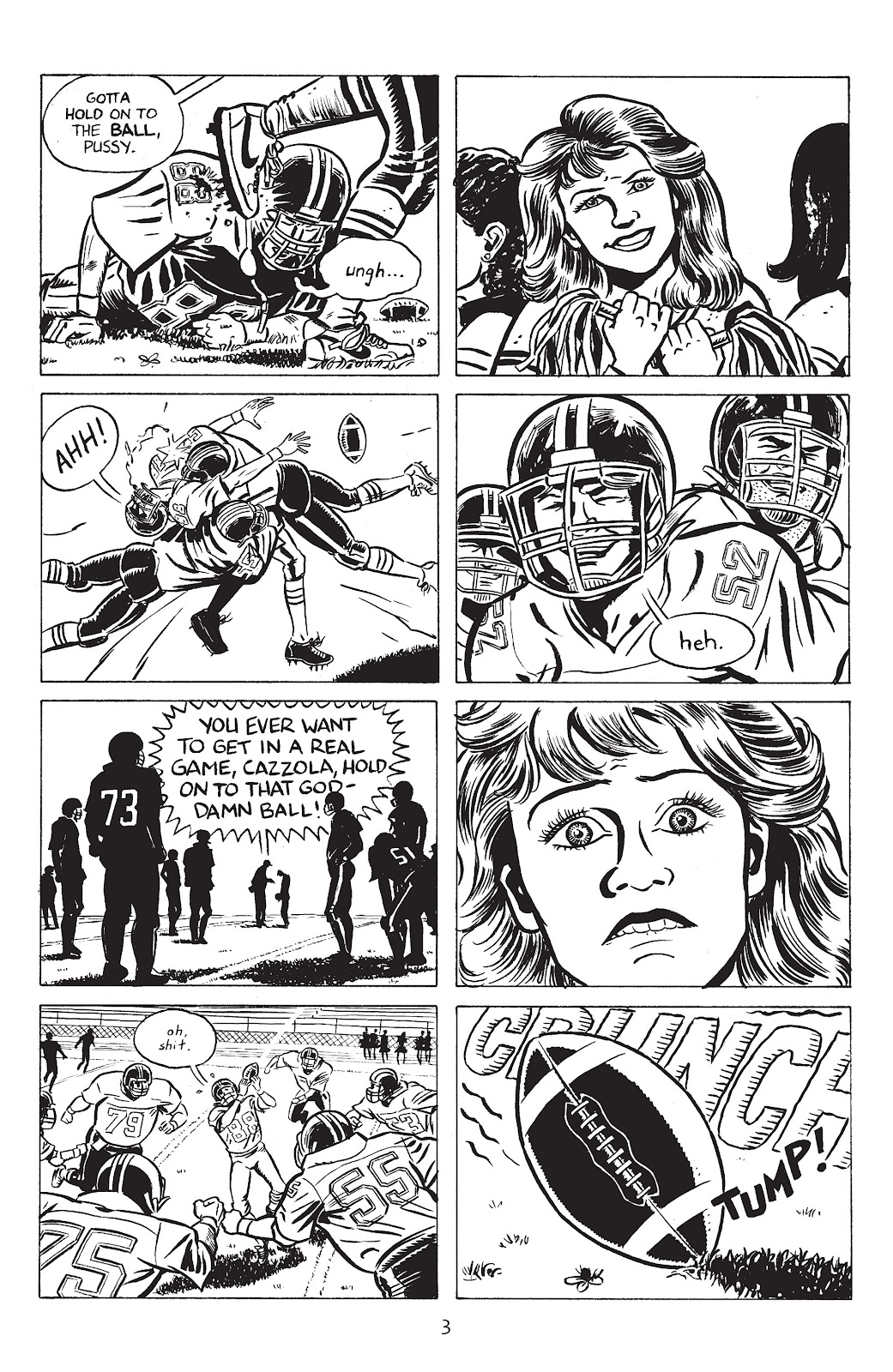 Stray Bullets Issue #35 #35 - English 5