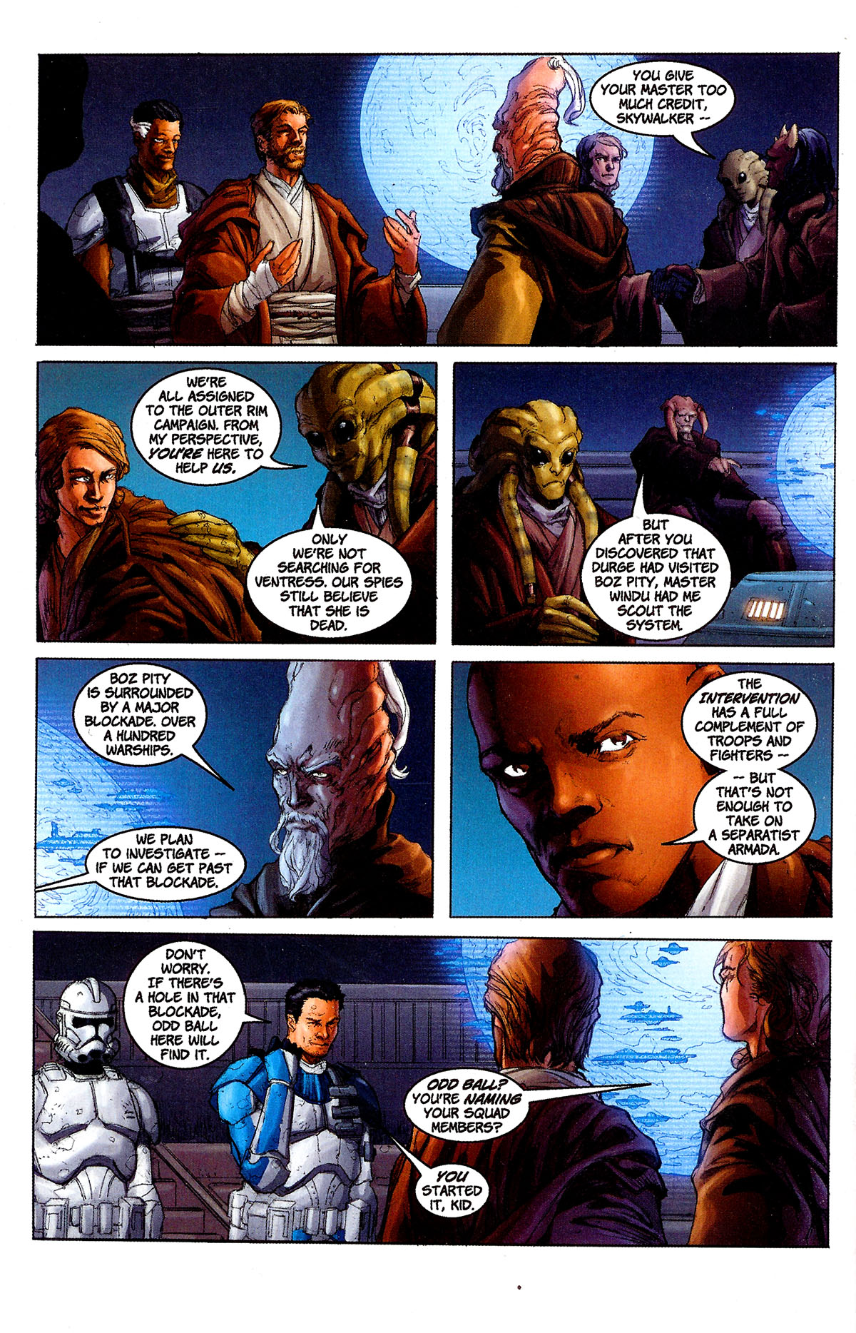 Star Wars: Obsession #4 #4 - English 7