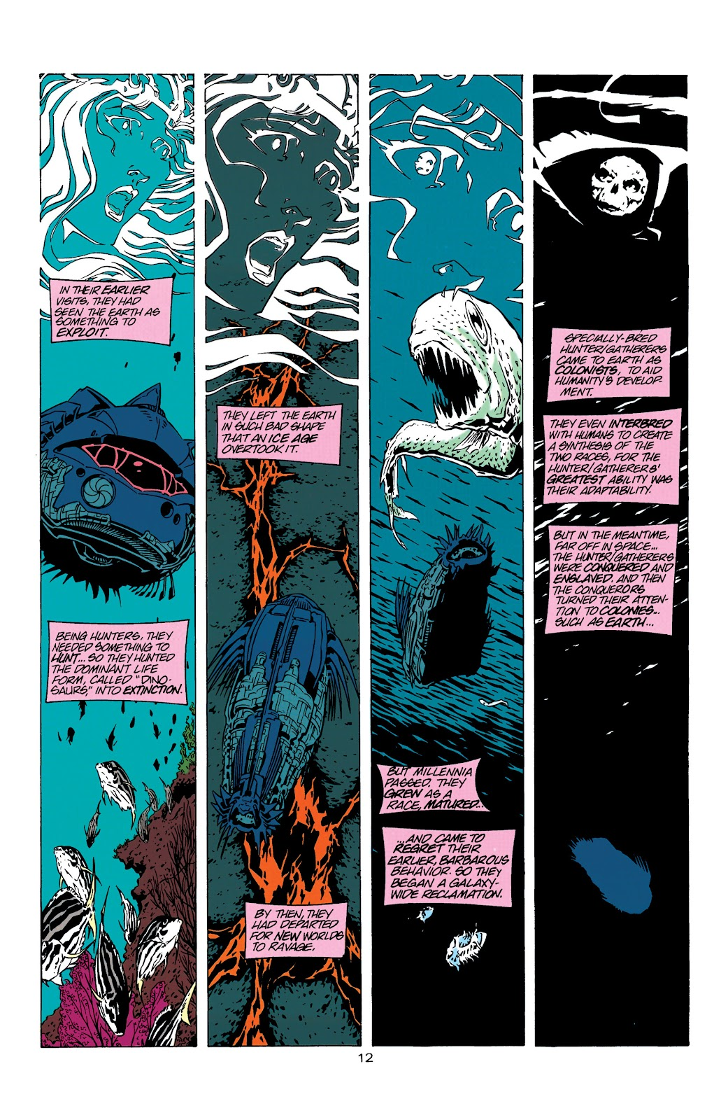 Aquaman (1994) Issue #17 #23 - English 13